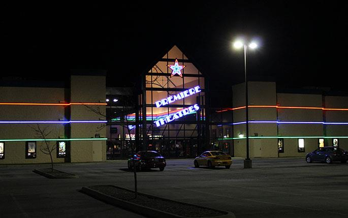 On July 20, , a mass shooting occurred inside a Century 16 movie theater in Aurora, Colorado, during a midnight screening of the film The Dark Knight downloadsolutionles0f.cfd in tactical clothing, James Eagan Holmes set off tear gas grenades and shot into the audience with multiple firearms. Twelve people were killed and seventy others were injured, 58 of them from gunfire.
